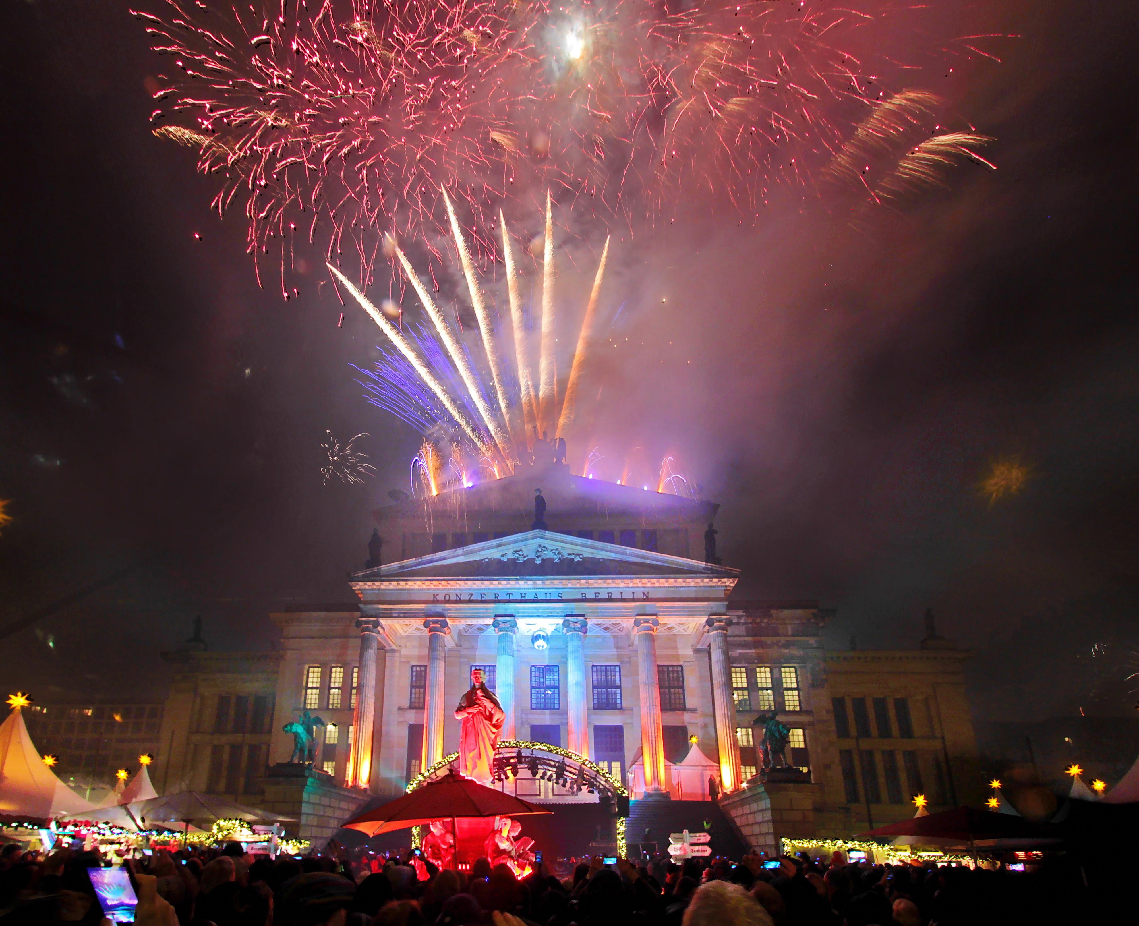 Silvesterangebote 2020 Berlin