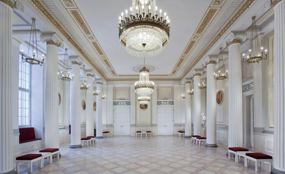 Säle und Technik – Konzerthaus Berlin